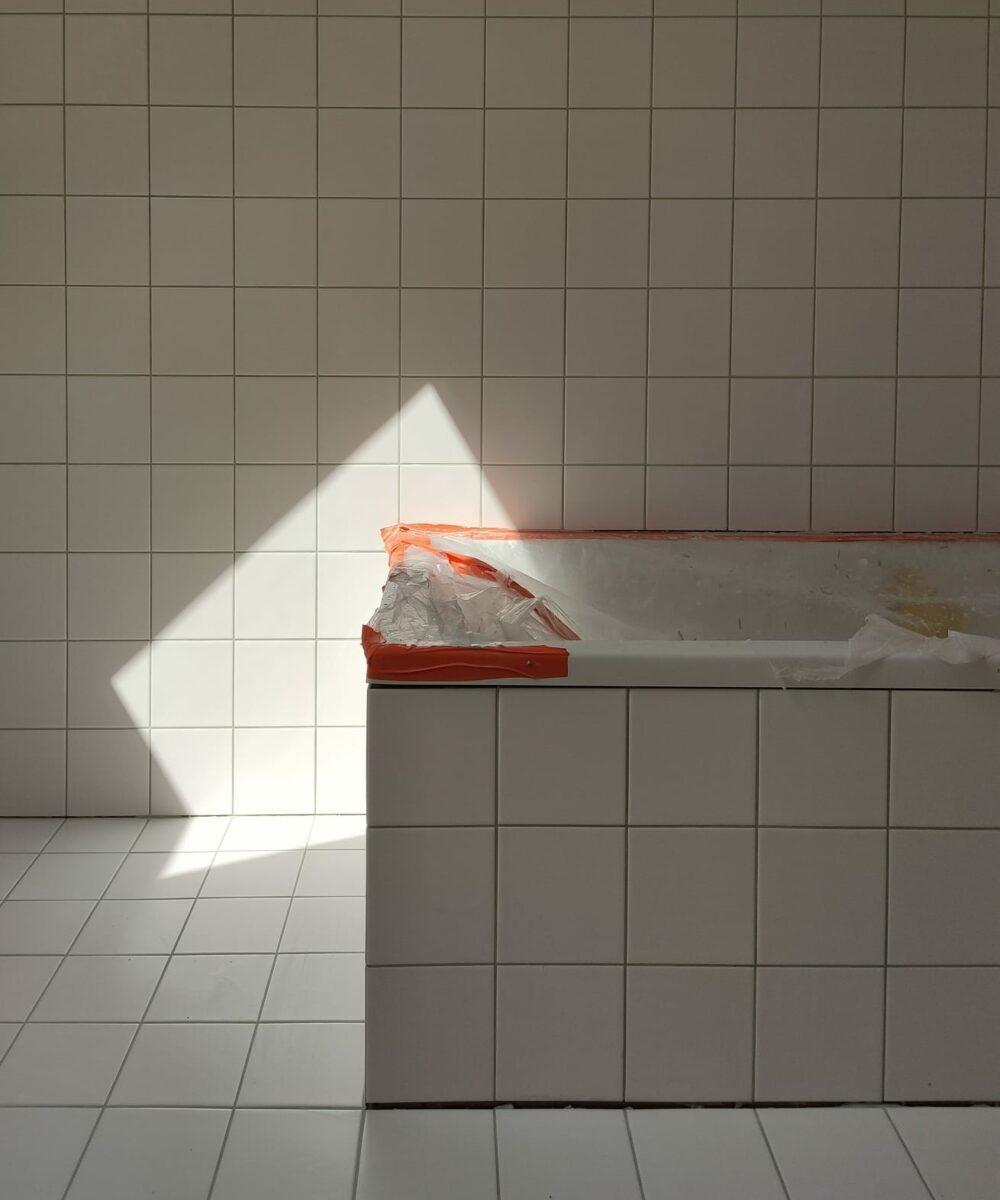 BBS Bathroom Under construction